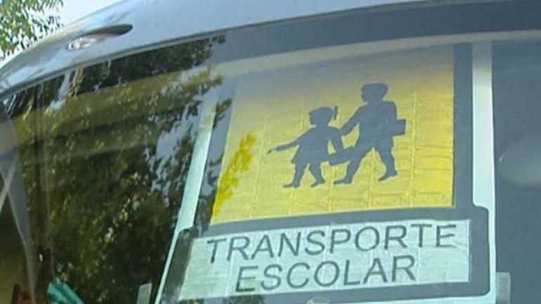 Bus de transporte Escolar