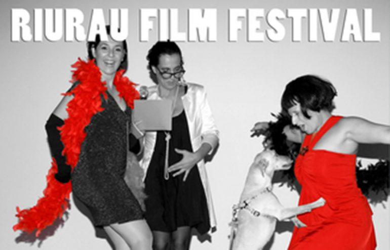 Cartel del RiuRau Film Festival