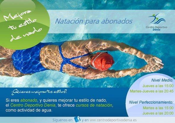 Clases natación