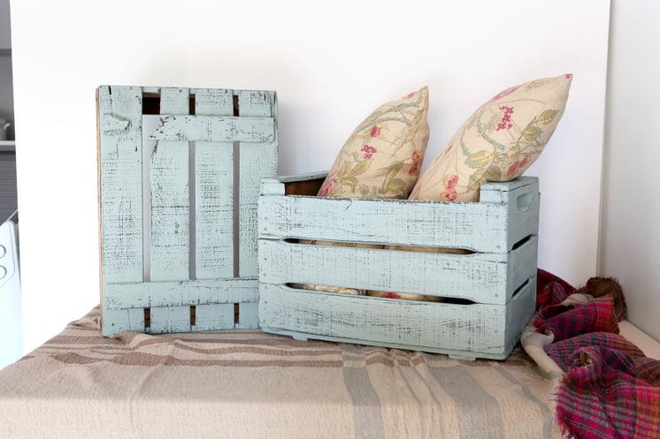 Redecora tus muebles con 39 chalk paint 39 de la pajarita - Pintar muebles chalk paint ...