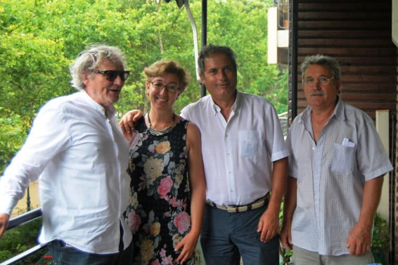 Jurado del I Premio de Escultura Solidaria - Fundación Cursol