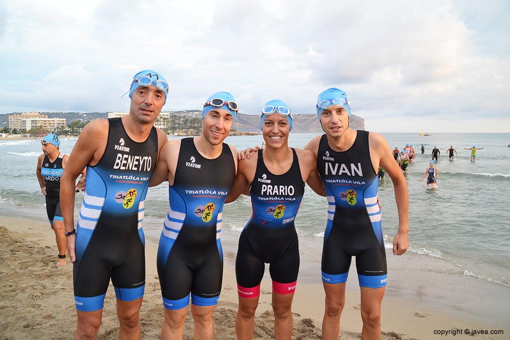 Triatlón La Vila
