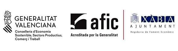 Imagem: Logo Generalitat - Mercado Municipal de Jávea