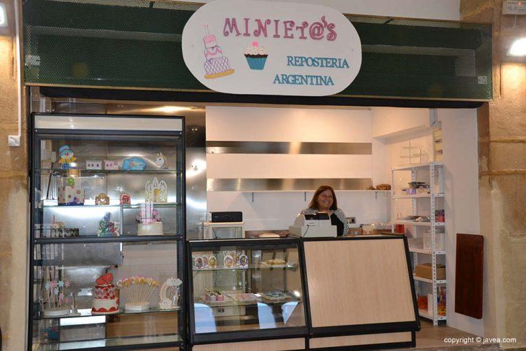 Misniet@s, nueva repostería en el Mercat