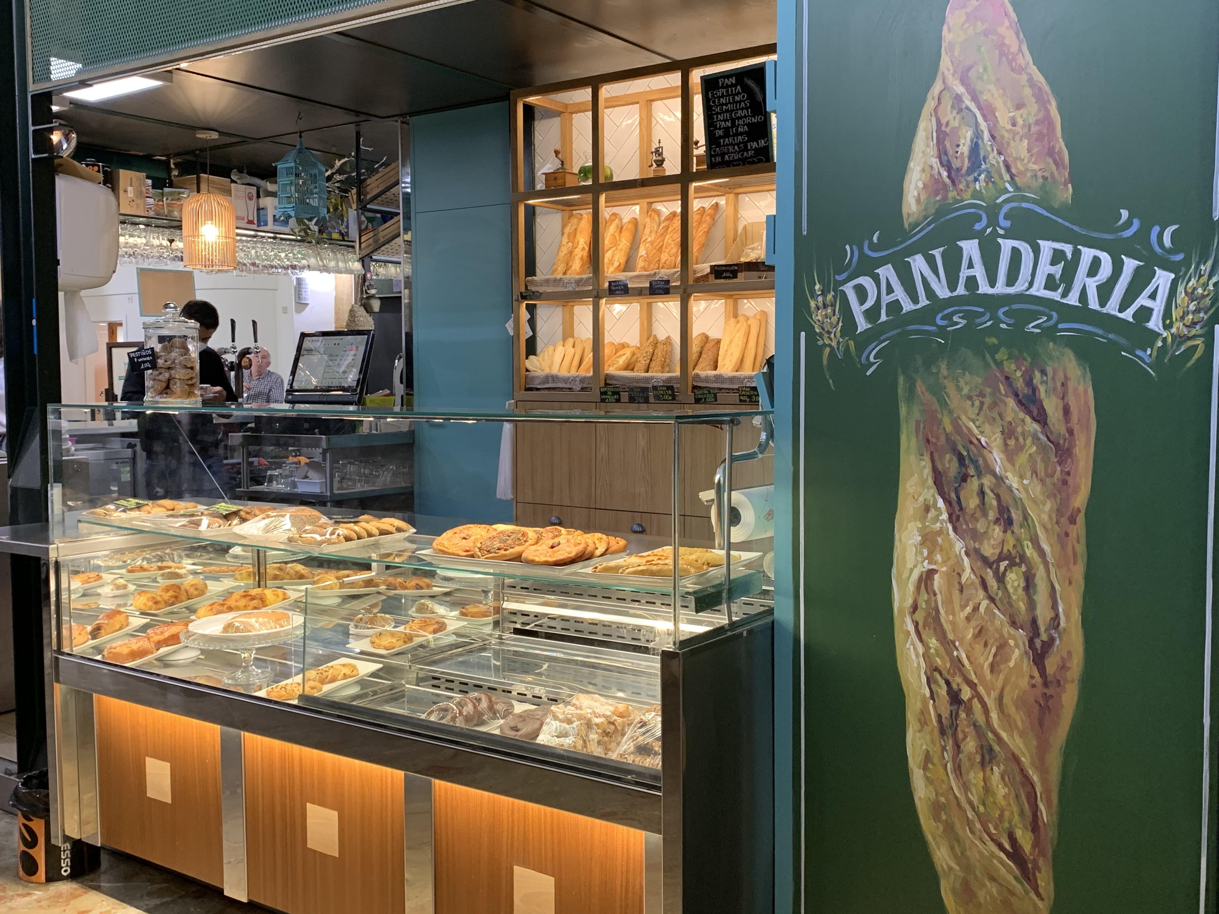 Panadería del Mercat de Xàbia