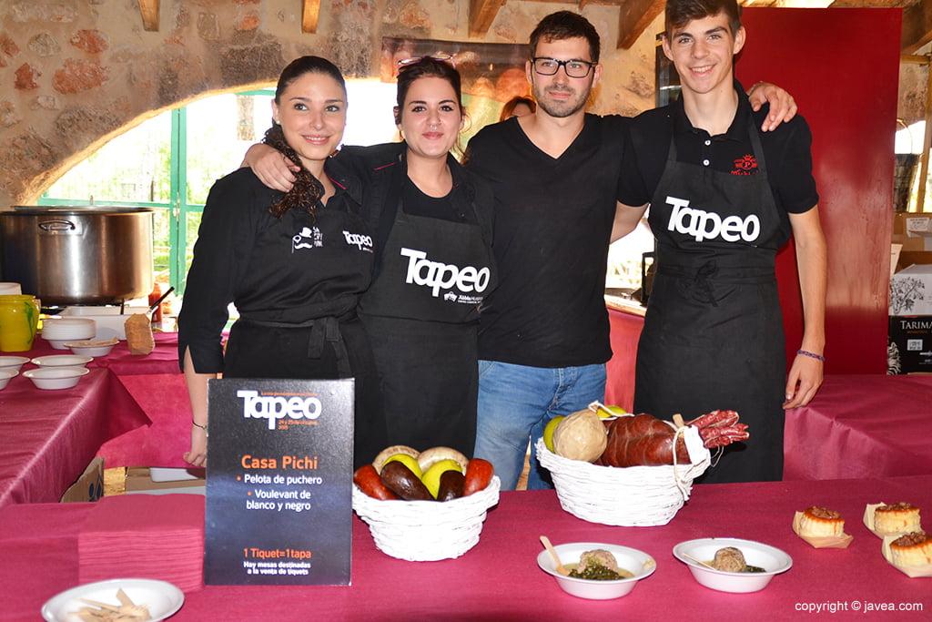 Equipo de Carnicería Pichi