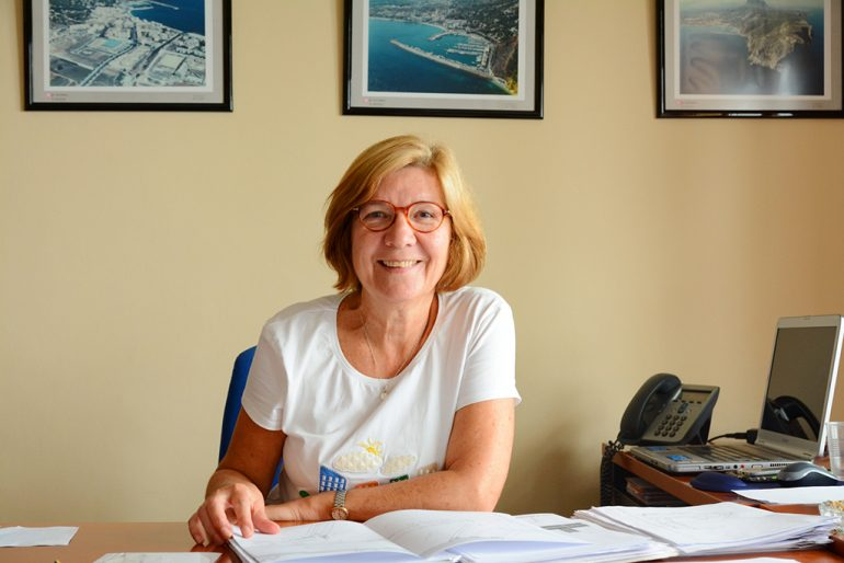 Isabel Bolufer concejala de Urbanismo y Medio Ambiente