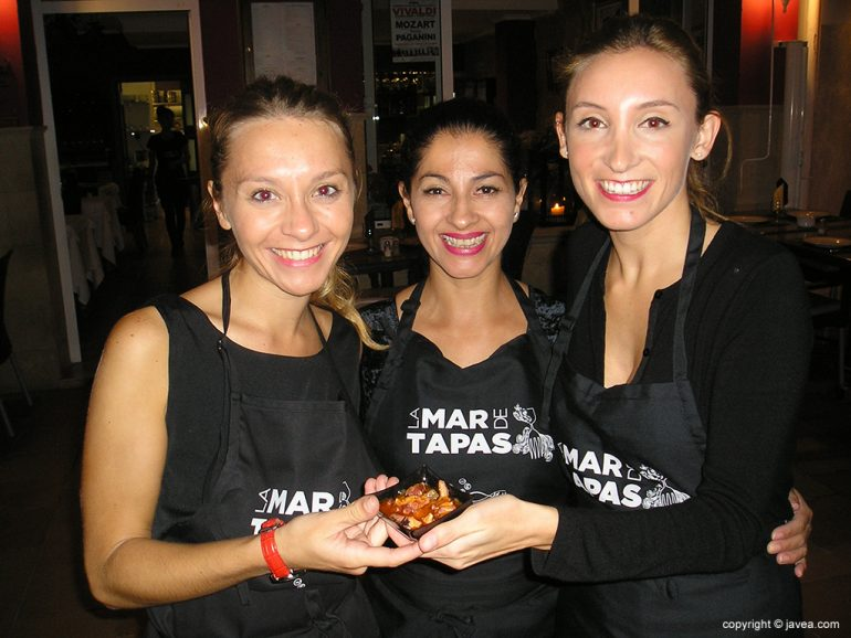 Chicas del Rte. Bahía