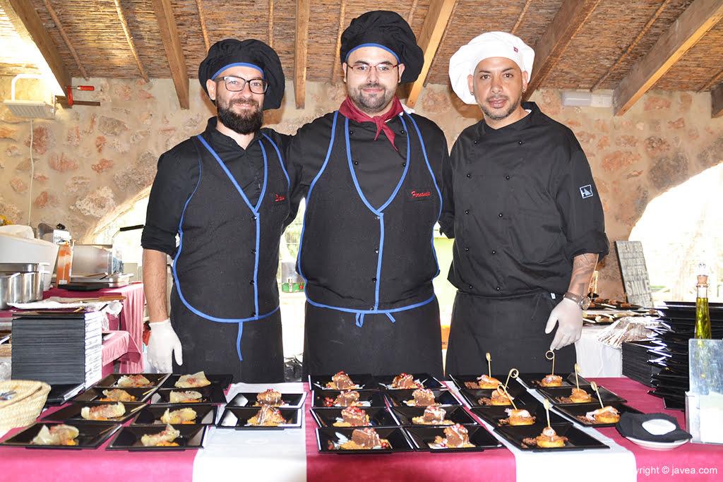 Representantes de Pizzeria Giulia
