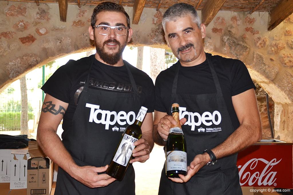 Representantes de Vinos y Viandas