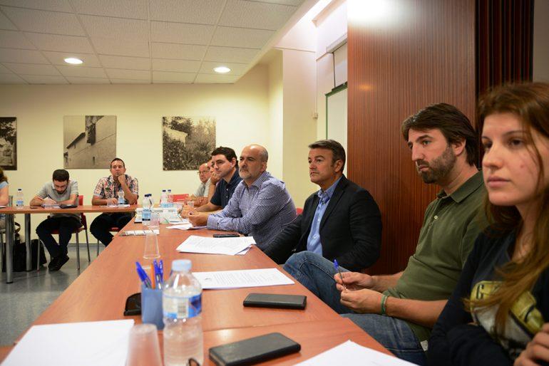 Reunión de la Asociación Riuraus Marina Alta