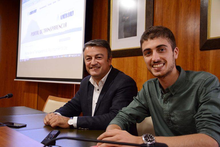 Ximo Segarra junto a José Chulvi