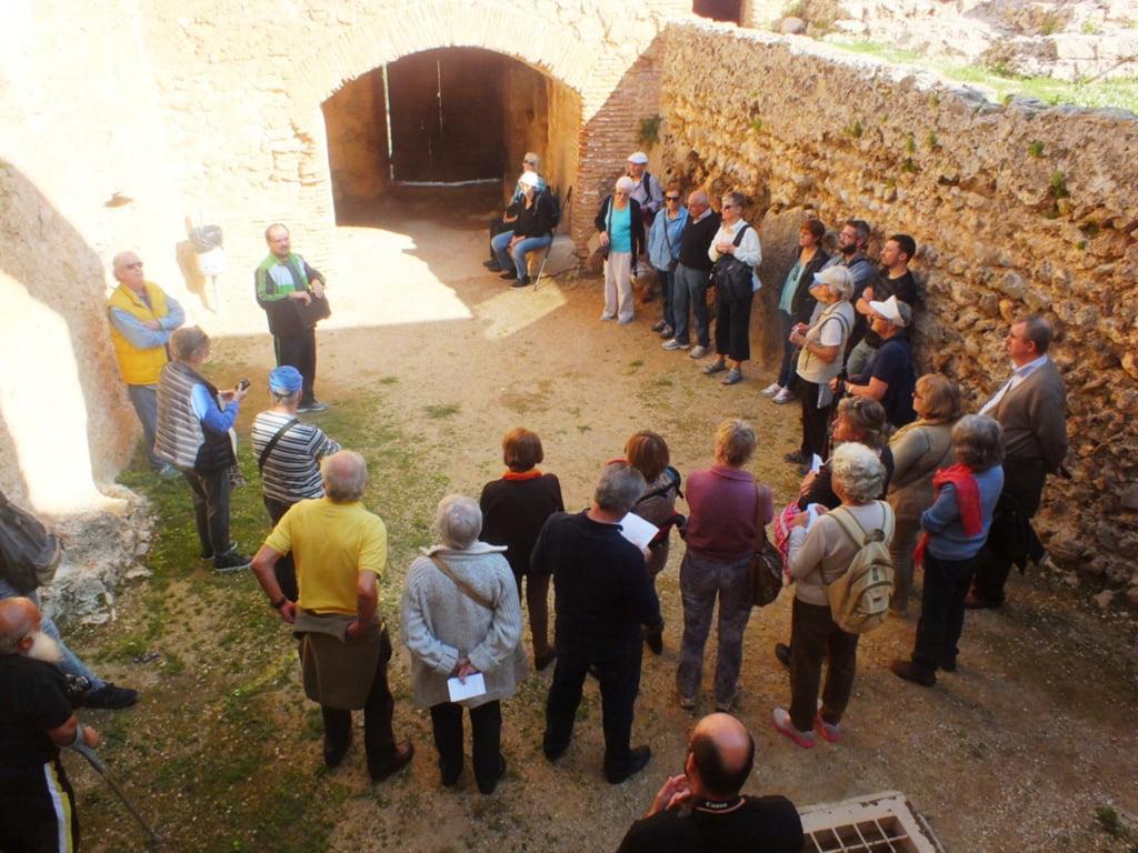 Amics del Museu Castell de Forna