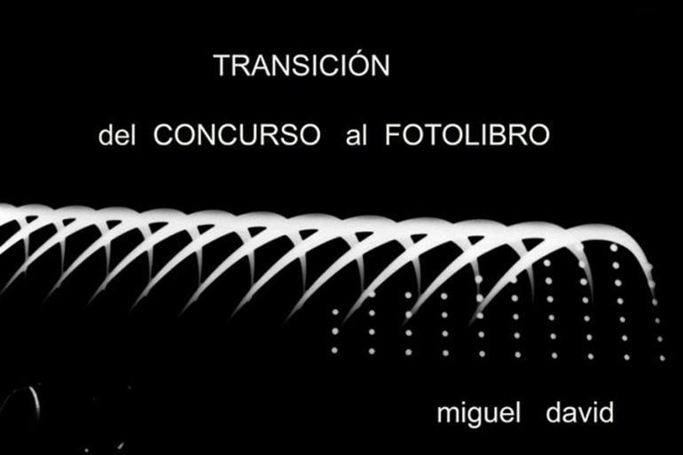 Anuncio de la conferencia de Miguel David