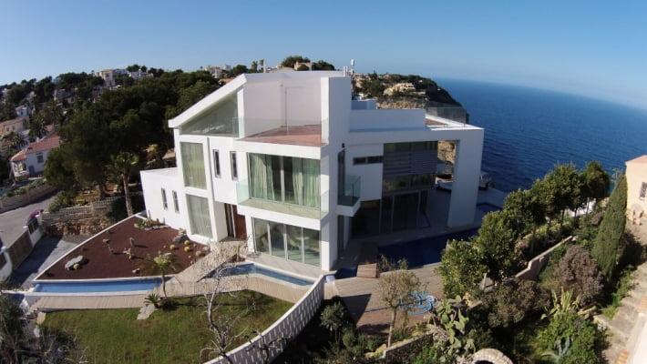 Atina Onroerend goed huis met zeezicht