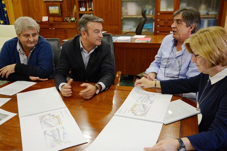 Chulvi y Moragues en el Consell de Cultura