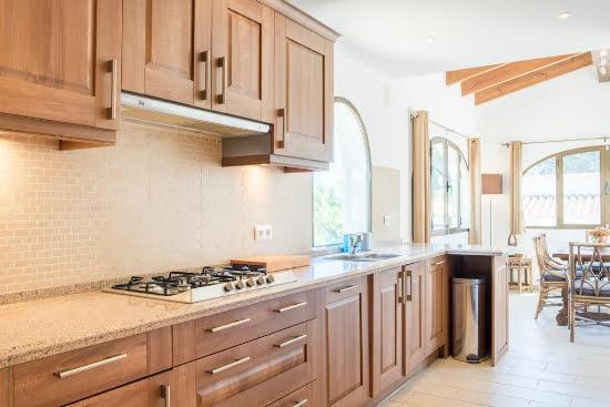Cocina Casa Virginia