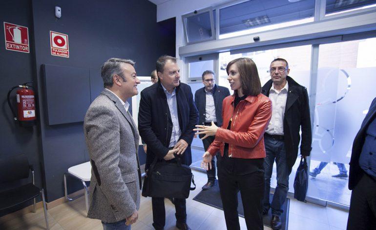 Diana Oltra con José Chulvi