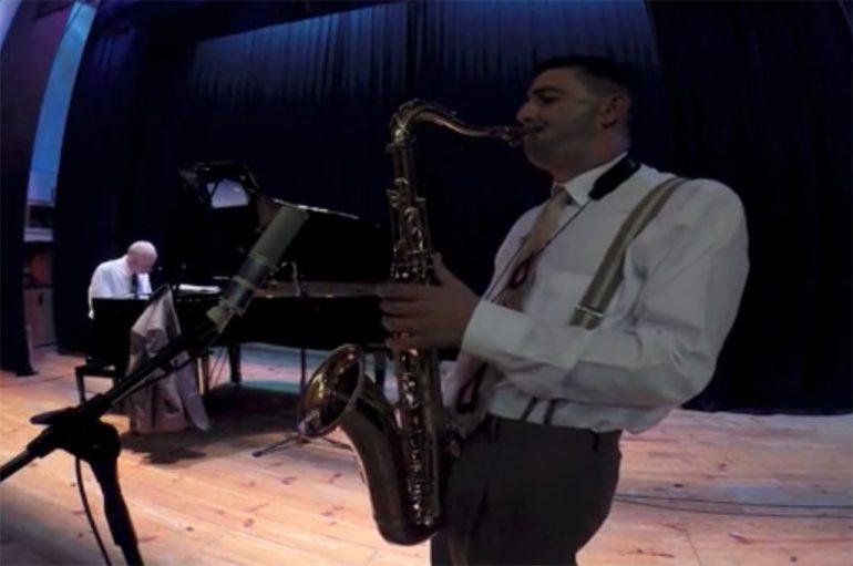 Enric Peidro en concierto