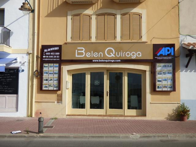 Inmobiliaria Belen Quiroga fachada