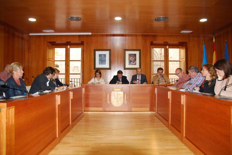 Junta de Gobierno en Xàbia