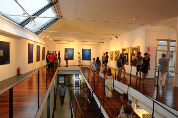 Sala de exposiciones de Xàbia