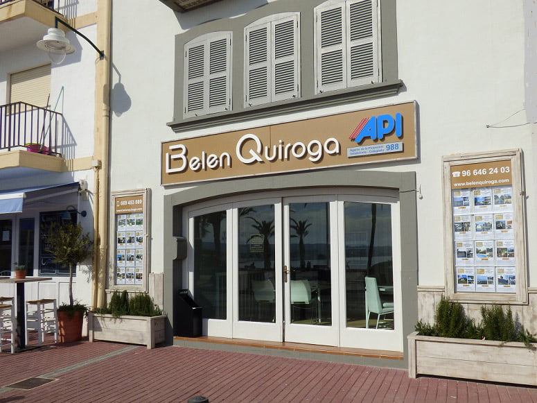 Fachada-inmobiliaria-Belen-Quiroga