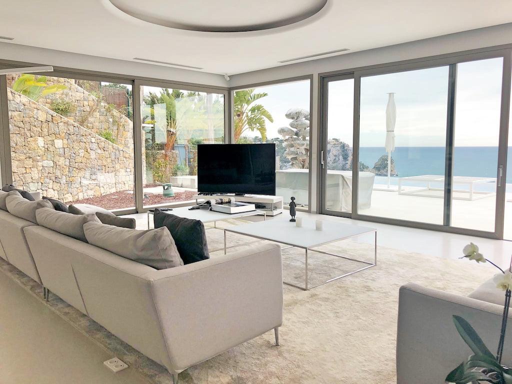 Interieur behuizing Atina Inmobiliaria