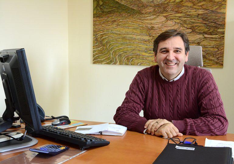 Antonio Miragall concejal de Hacienda de Xàbia