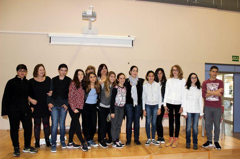 Grupo de Teatro en inglés del IES Número 1