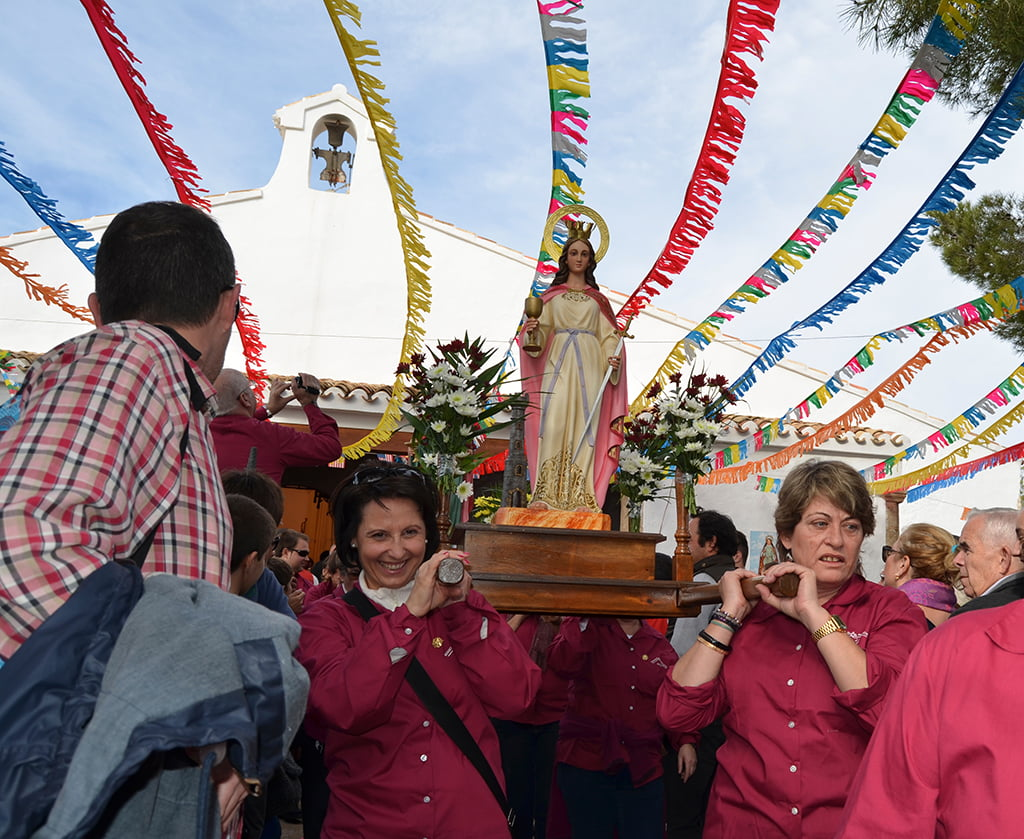 Procesión de Santa Lucía