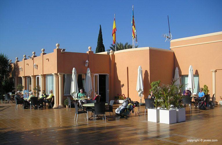 Restaurante del Club de Golf Jávea