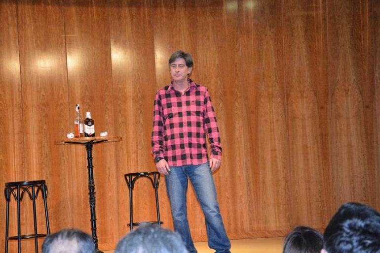 Carlos García concursante de Dijous de Comedia