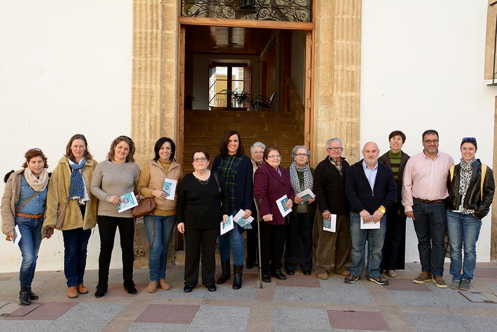 Ganadores de los vales de compra de Xàbia Histórica