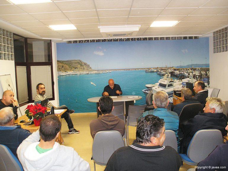 Reunión de los Armadores de Xàbia