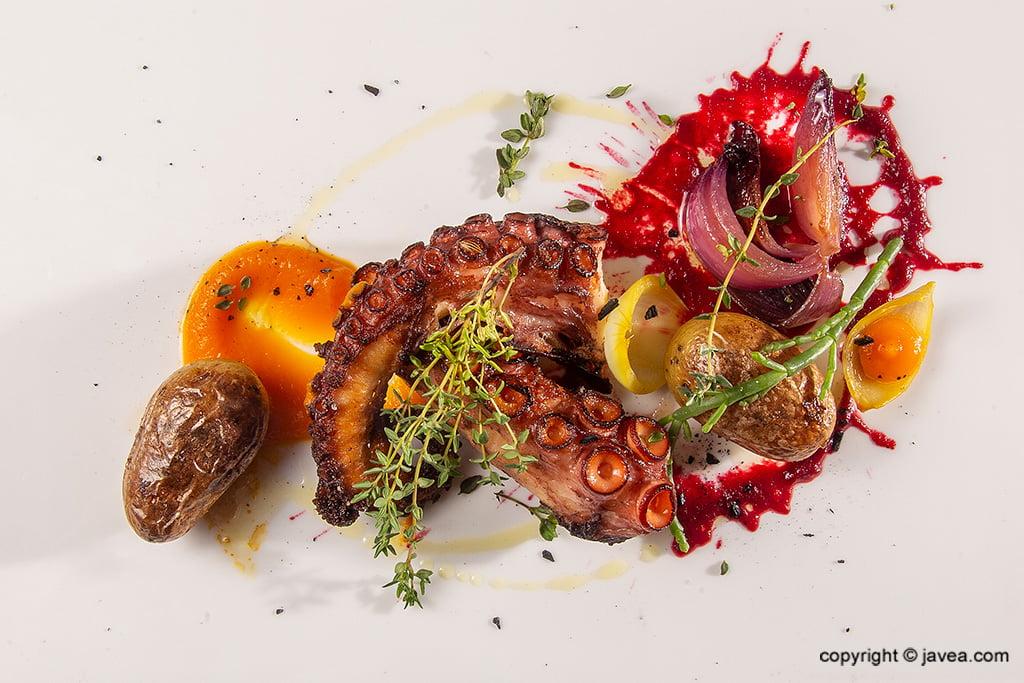 Cocina Mediterránea – Restaurante Giulia