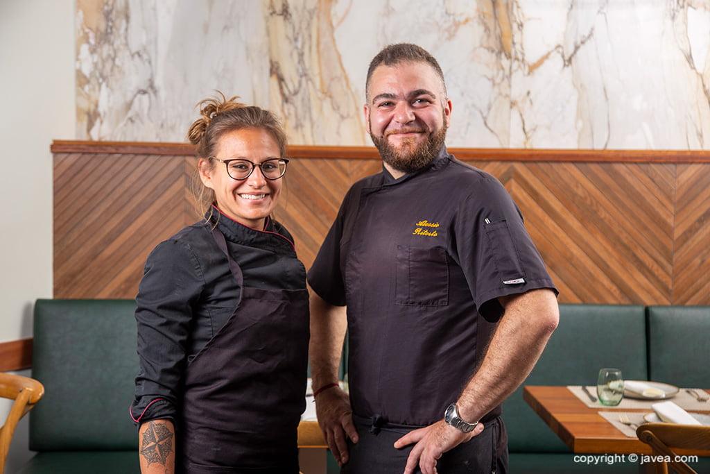 Cocineros – Restaurante Giulia