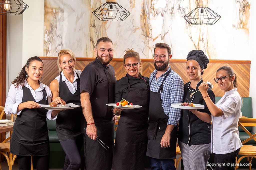 Equipo – Restaurante Giulia