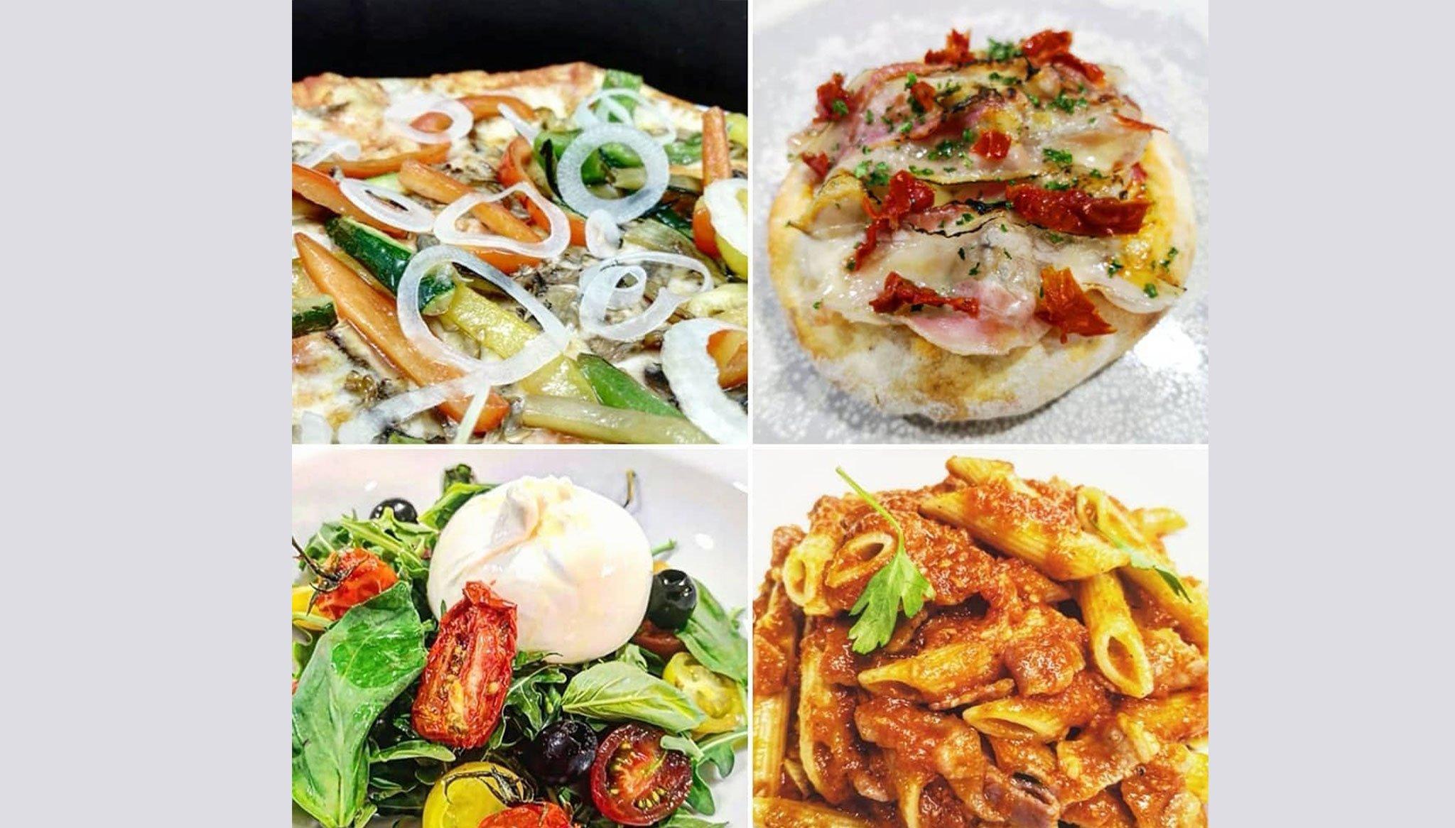 Platos Restaurante Da Giulia