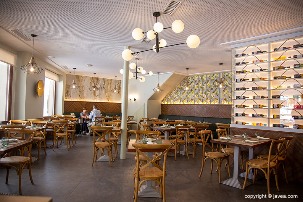 Nueva Imagen – Restaurante Giulia