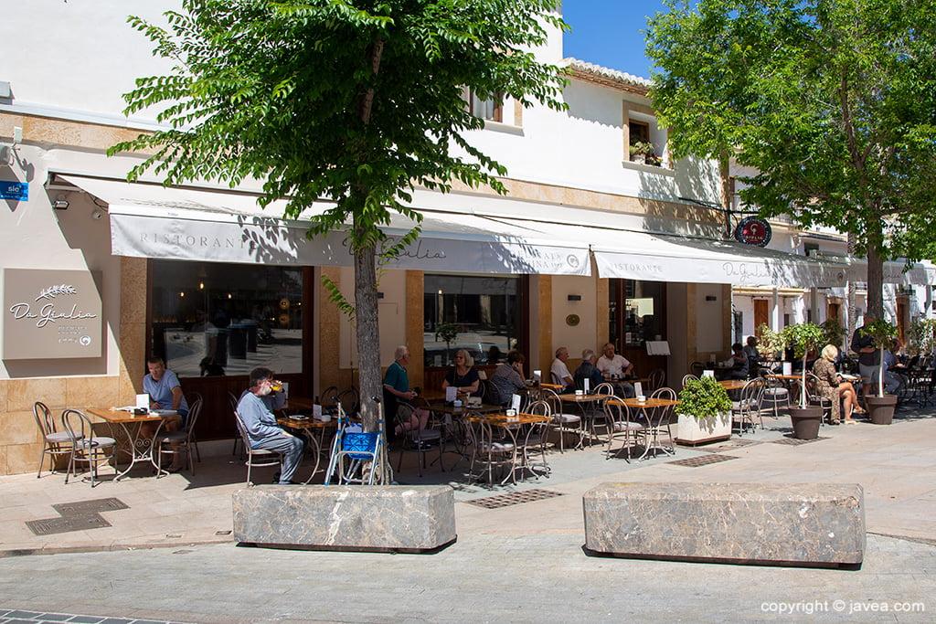Restaurante Centro Histórico Jávea – Restaurante Giulia