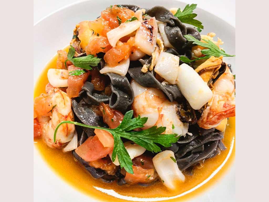Plato Restaurante Giulia