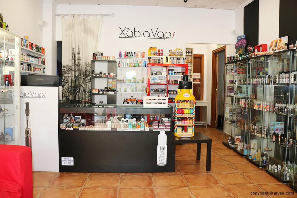 Магазин электронных сигарет - Xàbia Vaps