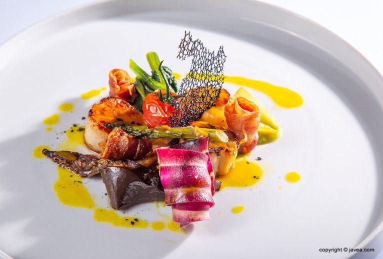 Vieiras - Restaurante Giulia