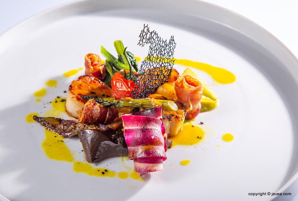 Vieiras – Restaurante Giulia