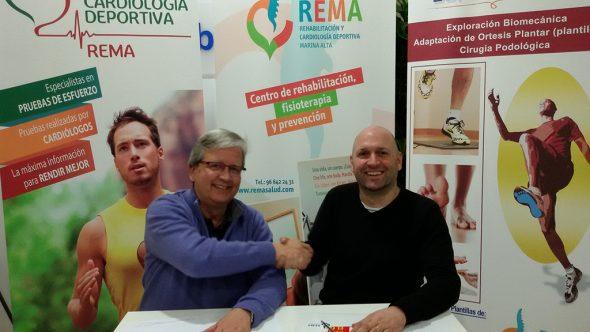 Acuerdo Segaria Club Ciclista y Rema