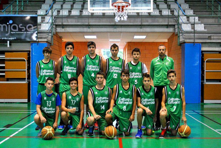 CB Joventut Xàbia cadete