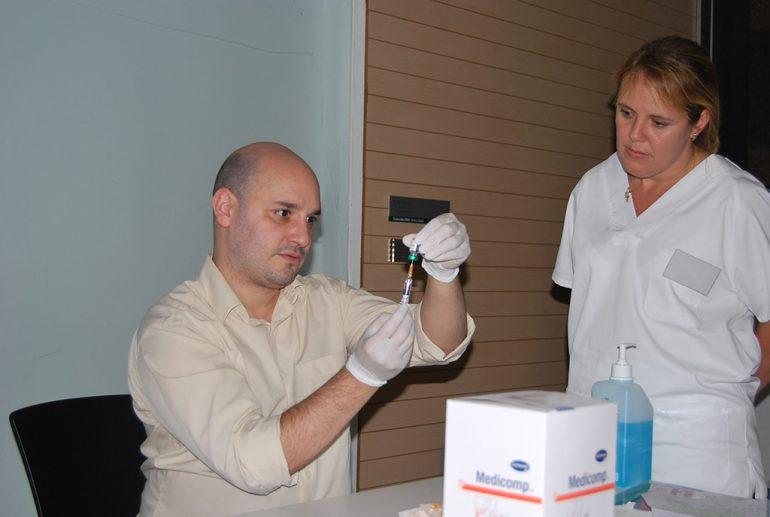 El doctor  Antonio Valdivia