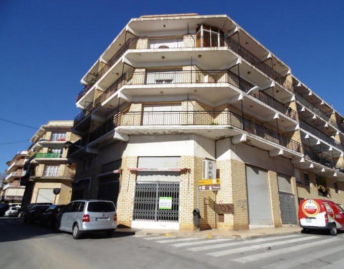 Inmueble en la barrio de Thiviers Xàbia