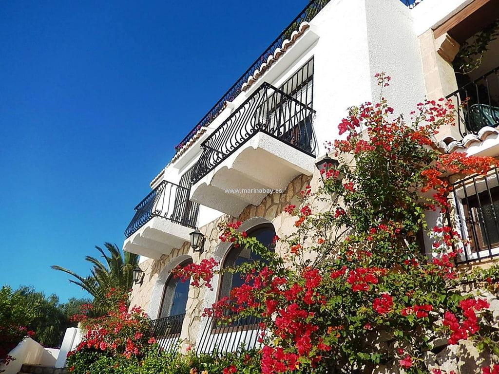 LUX0494 Villa de lujo en Jávea de Marina Bay Homes